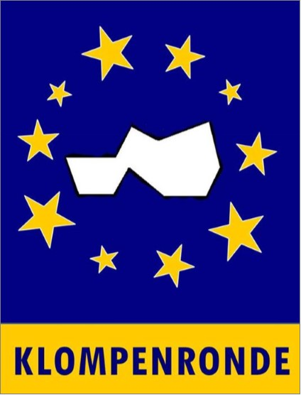 Logo Klompenronde 2018